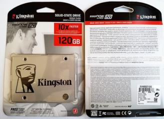 Ổ cứng SSD Kingston UV400 120GB SATA III
