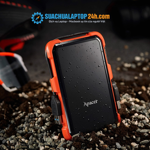 APACER 1TB USB 3.1 SHOCK PROOF EXTERNAL HDD