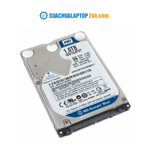 Ổ cứng HDD WD 1Tb