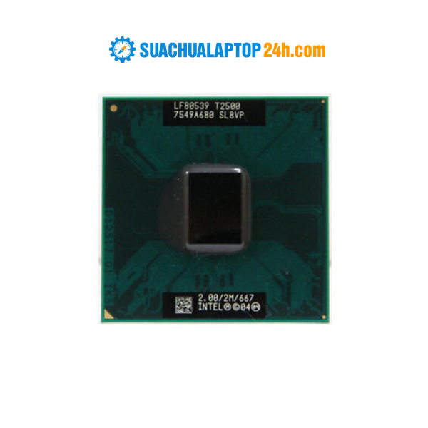 Chip intel Core - Duo T2500 (2M Cache, 2.00 GHz, 667 MHz FSB)