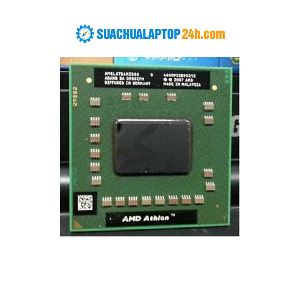 Chip AMD Athlon X2 Duo - Core QL-67