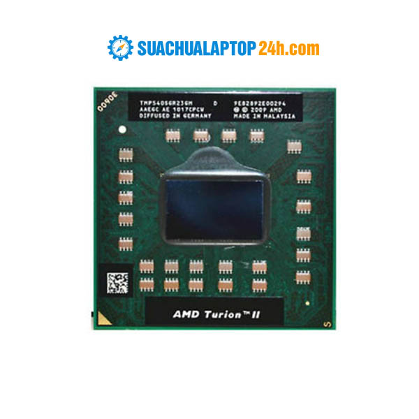 Chip AMD Duo - Core P540