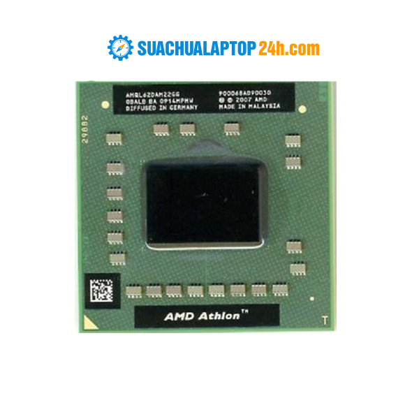 Chip AMD Athlon X2 QL-62 - 1.8 GHz