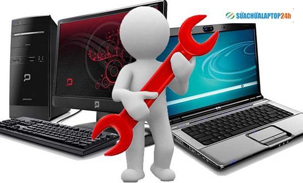 sửa chữa laptop24h
