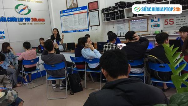 Địa chỉ sửa chữa laptop uy tín số một Hà Nội SUACHUALAPTOP24h - 3