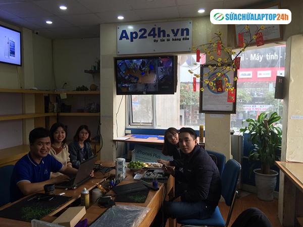 Địa chỉ sửa chữa laptop uy tín số một Hà Nội SUACHUALAPTOP24h - 5