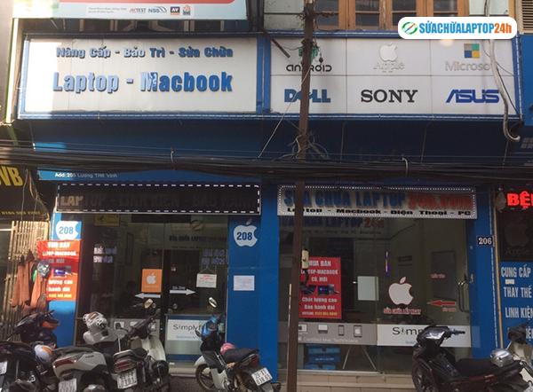 Địa chỉ sửa chữa laptop uy tín số một Hà Nội SUACHUALAPTOP24h - 2