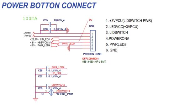 Máy HP G4 tình trạng không kích được nguồn