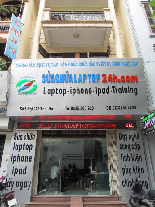 Trung tâm suachualaptop24hcom
