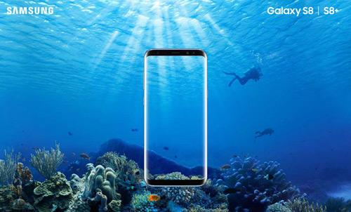 Siêu phẩm Samsung S8