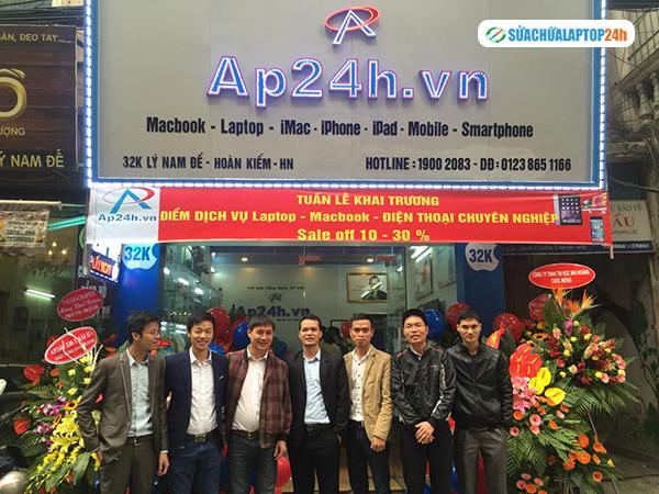 Địa chỉ sửa chữa laptop uy tín số một Hà Nội SUACHUALAPTOP24h - 6