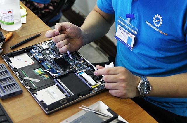 Sửa chữa Laptop 24h.com địa chỉ sửa macbook uy tin