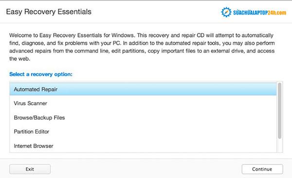 Cách sửa lỗi màn hình xanh cho laptop sử dụng windows 7